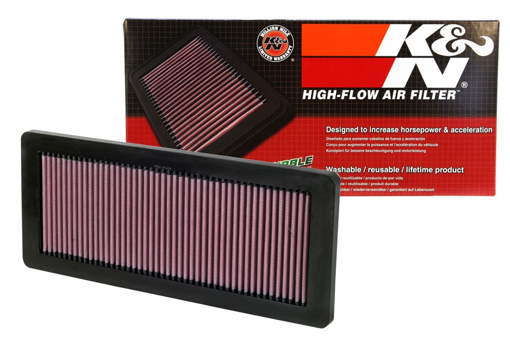 FILTRO K&N INBOX 33-2936 - 1.6 THP | PEUGEOT | CITROEN | MINI COOPER