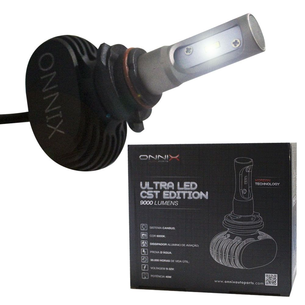 Kit Ultra Led - 6000k Super Branca
