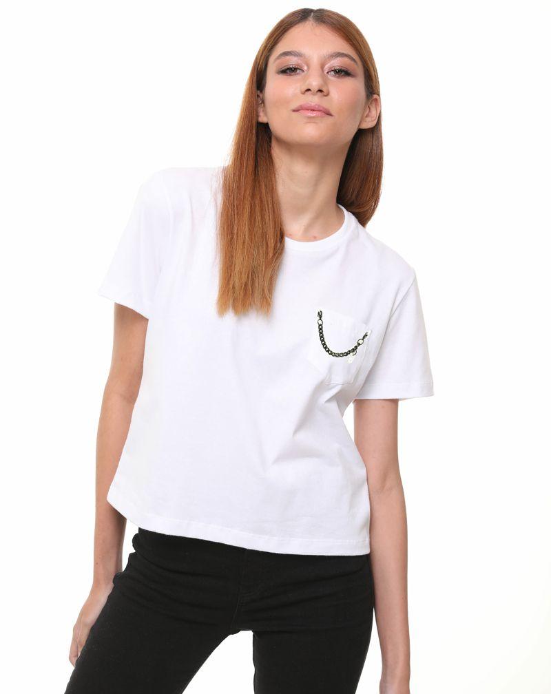 Camiseta Corrente Bx (Feminino Adulto)