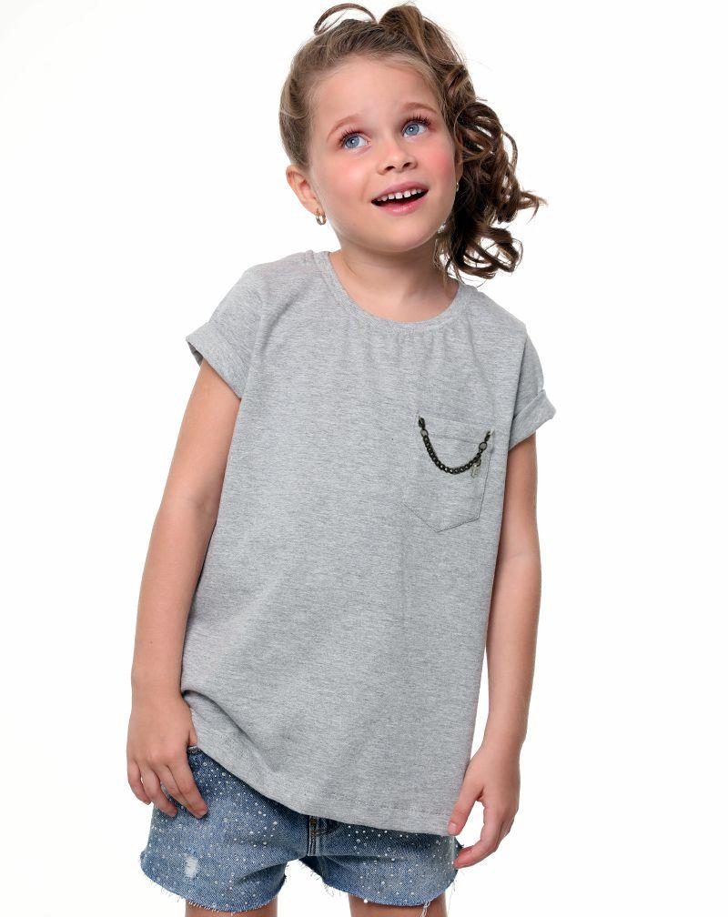 Camiseta Corrente Bx (Infantil Feminino)