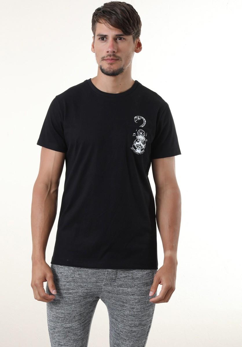 Camiseta Encantador de Serpentes