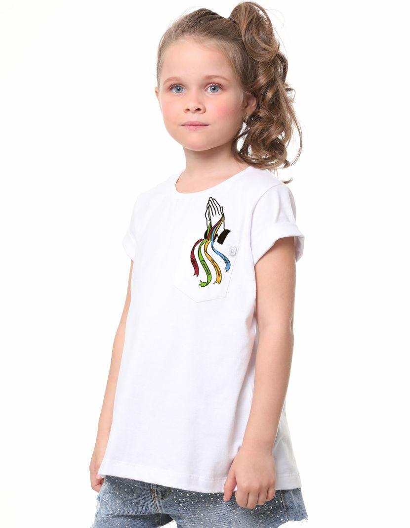 Camiseta Fitilhos (Infantil Feminino)