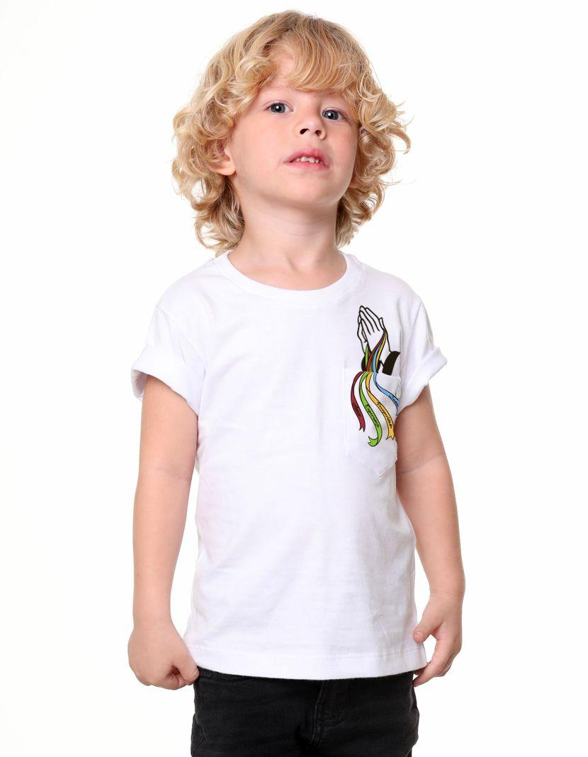Camiseta Fitilhos (Infantil Masculino)