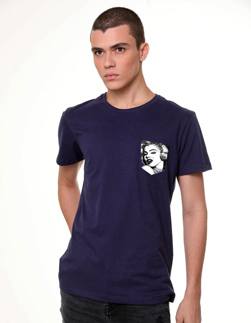 Camiseta Marilyn (Masculino Adulto)