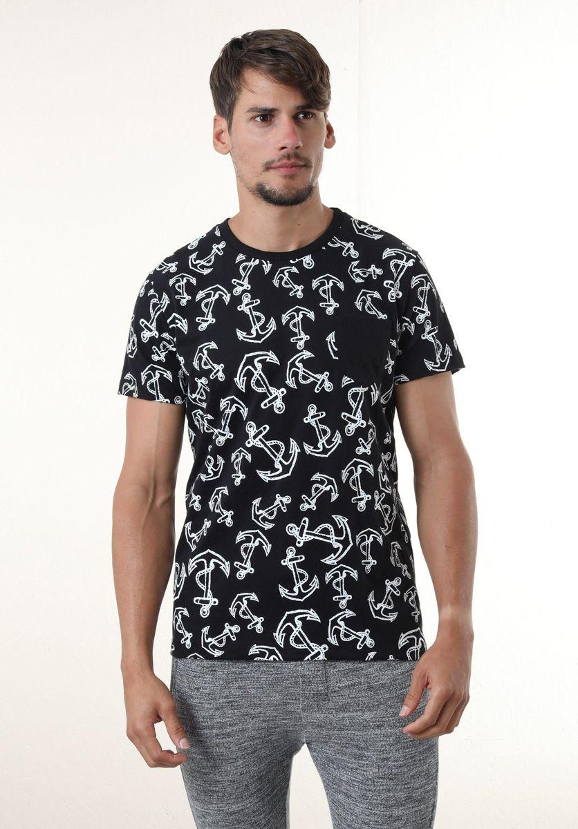 Camiseta Mini Âncoras