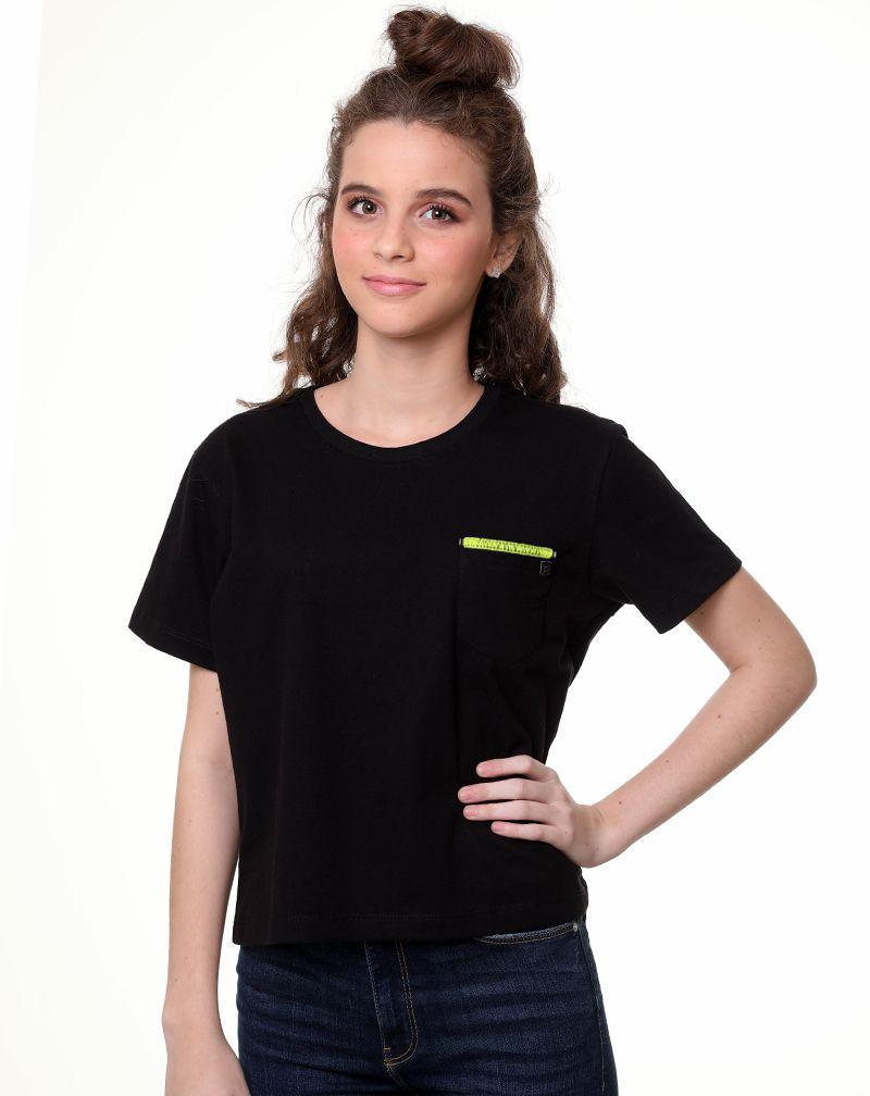 Camiseta Neon Bx (Feminino Adulto)