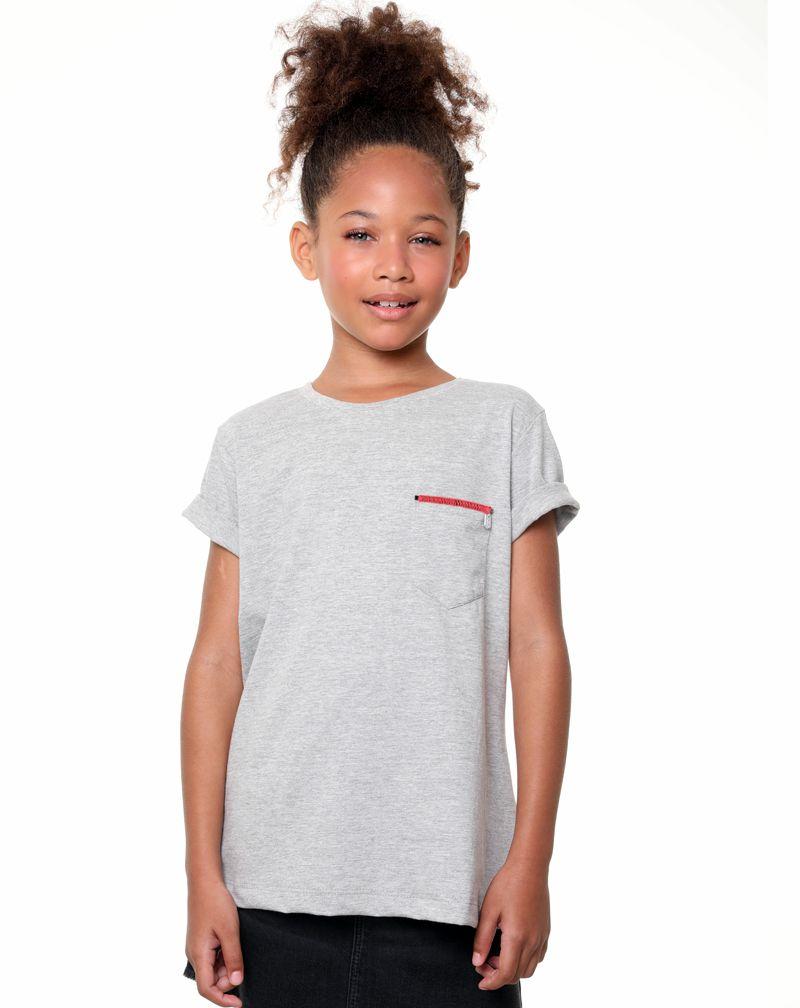 Camiseta Neon Bx (Infantil Feminino)