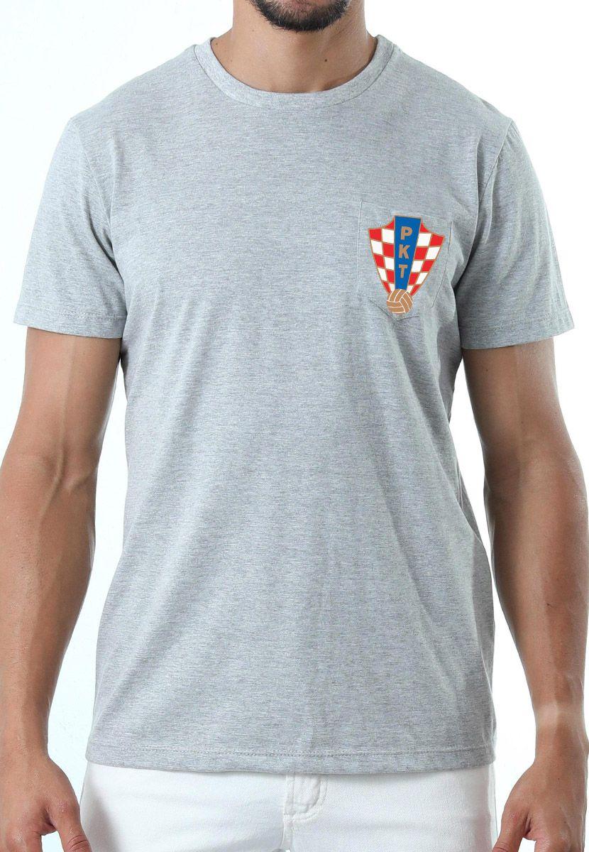 Camiseta PKT Croácia