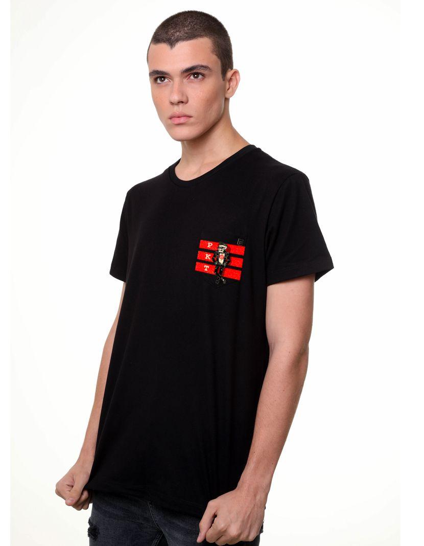 Camiseta Skull Teen (Masculino Adulto)