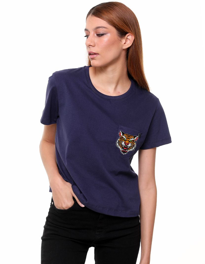 Camiseta Tiger (Feminino Adulto)