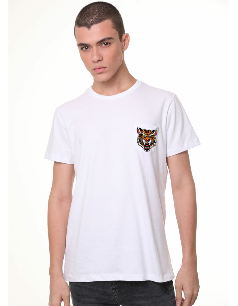 Camiseta Tiger (Masculino Adulto)