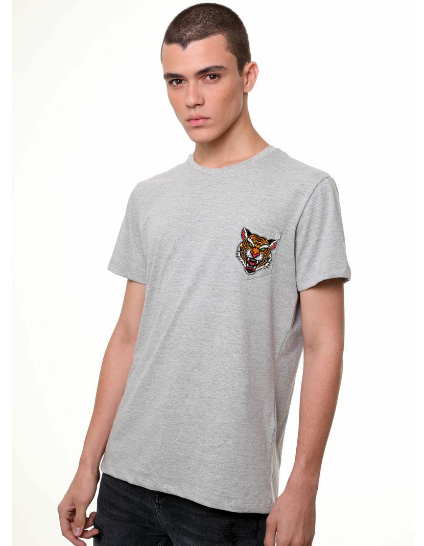 Camiseta Tiger (Masculino Adulto)