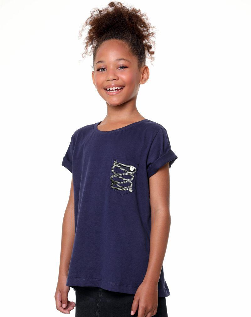 Camiseta Torçal Bx (Infantil Feminino)