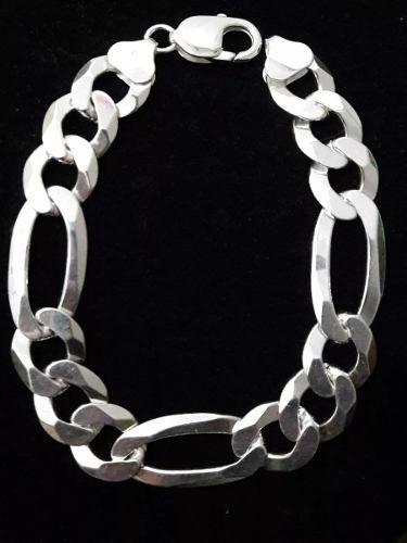 3f40b3d5352 pulseira 3 em 1 grossa em prata 925 - Busca na TOTAL PRATAS JOIAS E ...