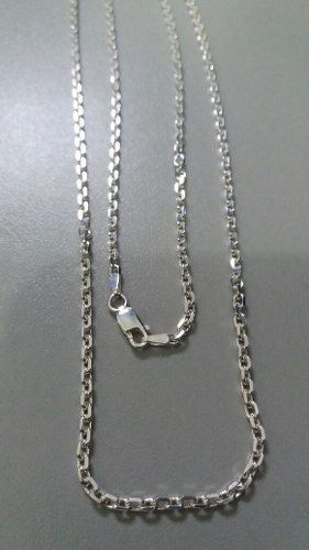 Cordão Prata 925 Maciça Estilo Corrente 70 Cm 2,7 Mm 12,2 Gr