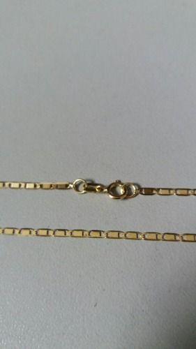 890ac828a928b Corrente Cordão Masculino Ouro 18k Piastrine 70cm - TOTAL PRATAS JOIAS E  ACESSORIOS LTDA
