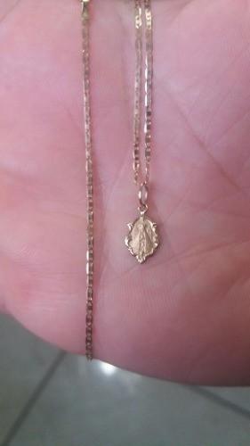 d0f45a88bb273 Corrente Cordão Masculino Ouro 18k Piastrine 60cm + Pingente - TOTAL PRATAS  JOIAS E ACESSORIOS LTDA