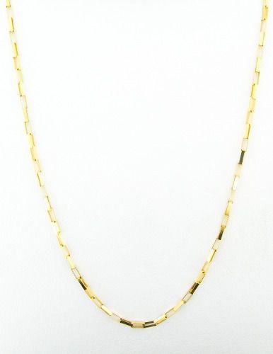 9086af2d268 Promoção Corrente Cordão Cartier 60cm Em Ouro 18k 750 Ma - TOTAL PRATAS  JOIAS E ACESSORIOS LTDA