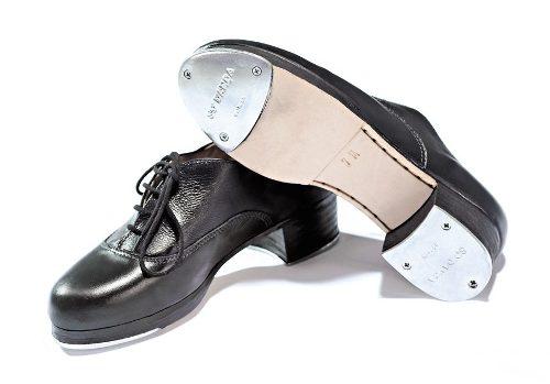 373a611a08 Sapato Feminino P/ Sapateado C/ Freio em Couro - (Ref.: TA810 ...