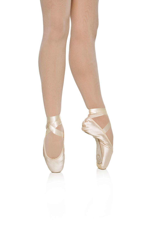 933cf078f6 Sapatilhas de Ponta - QueDança Comércio de Artigos de Dança e Fitness