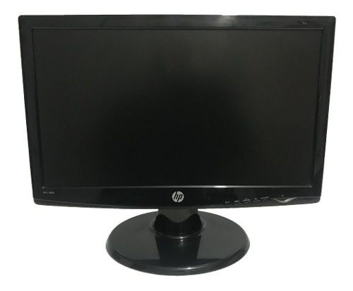 Monitor Hp L185b Polegadas 18.5 Vga W1914se Pf