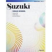 Suzuki Violin School - Vol. I