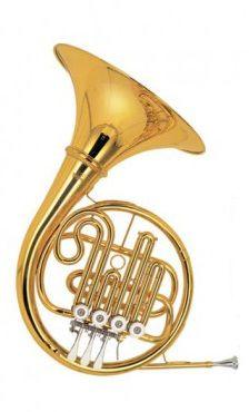 Trompa Simples Bb BLAVER  - Scavone Instrumentos Musicais