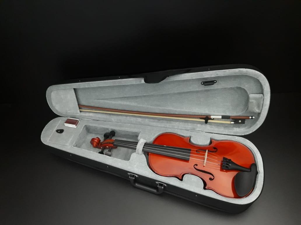 Violino Standard Maciço 1/4 - Blaver  - Scavone Instrumentos Musicais