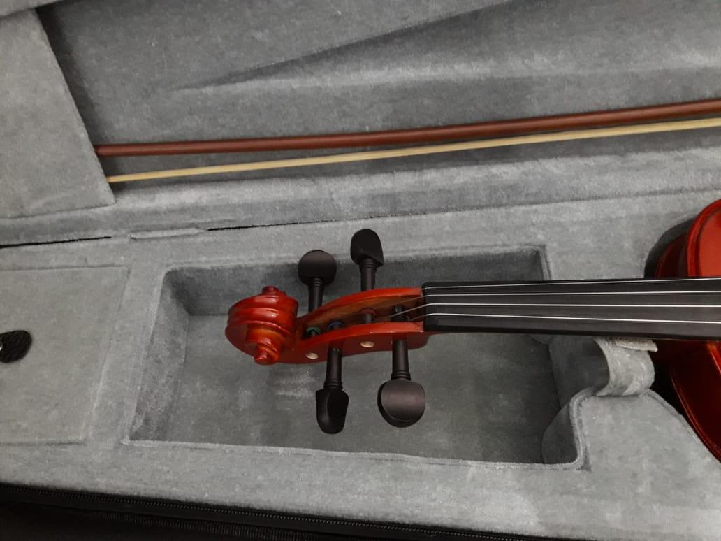 Violino Standard Maciço 1/8 - Blaver  - Scavone Instrumentos Musicais