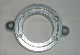 Anodo de Zinco Protetor Rabeta Yanmar 196420-02640