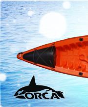Bagageiro para Caiaque Orca