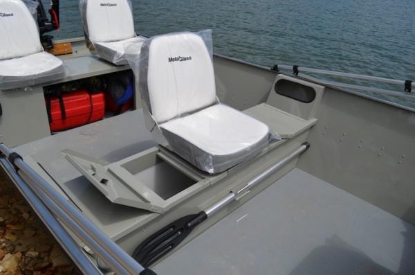 Barco de Alumínio Savage 5013 BA