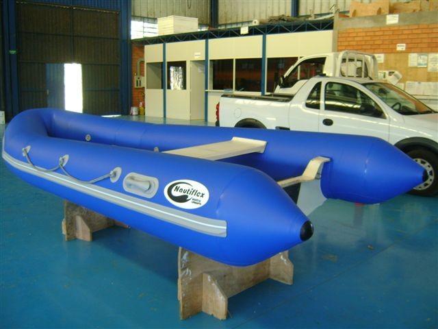 Barco inflável NX 360L