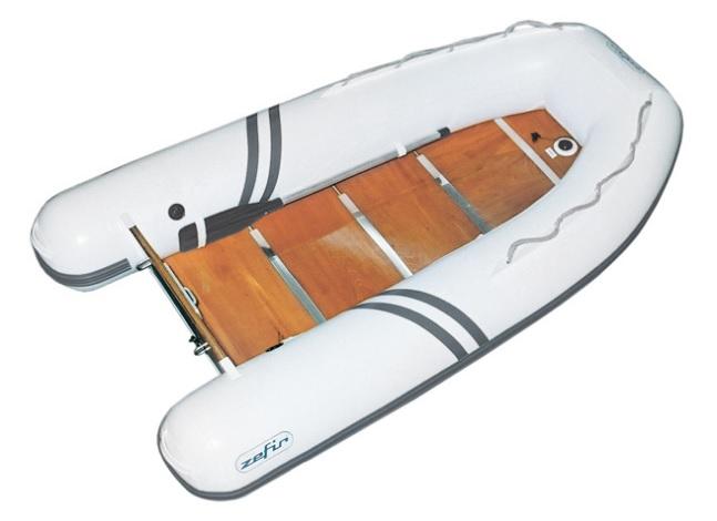 Barco Inflável Zefir Wind 240