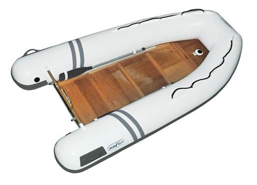 Barco Inflável Zefir Wind 300
