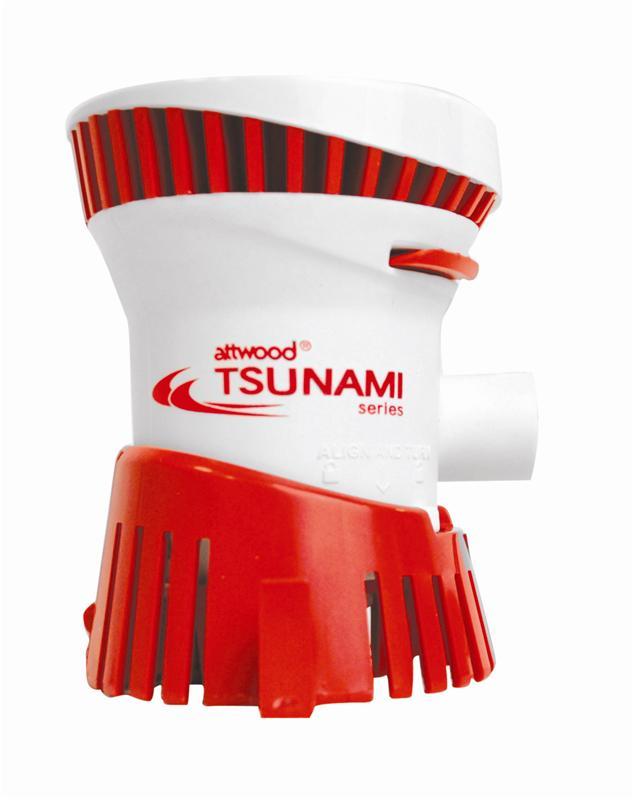 Bomba de Porão Tsunami