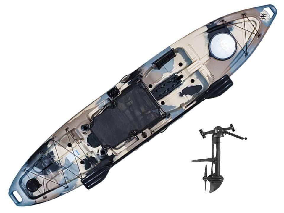 Caiaque Hook com Pedal