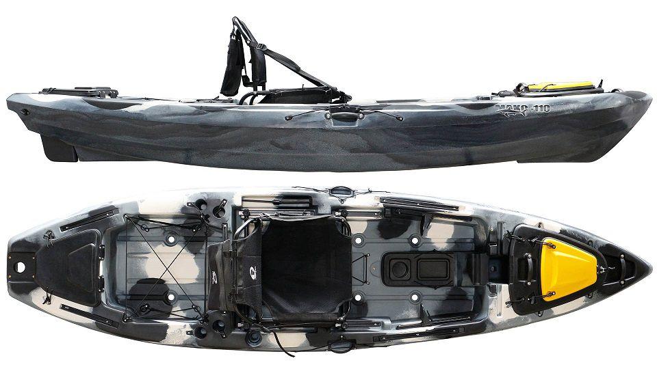 Caiaque Mako 110 Pro