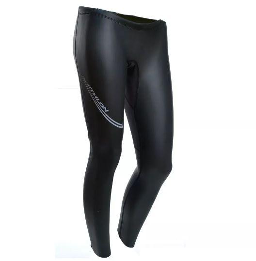 Calça Feminina em SCS 1mm Triathlon Preta L