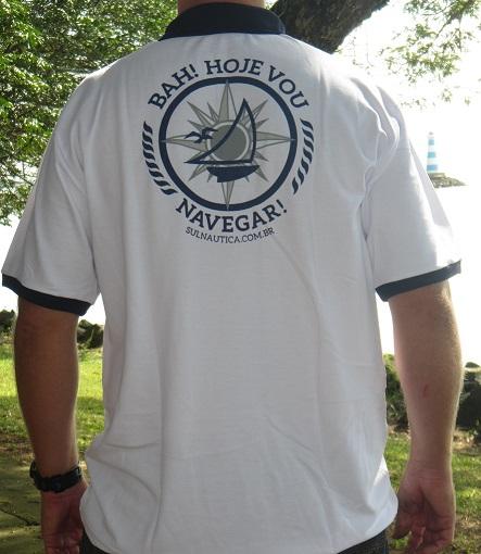 Camisa Polo Sul Náutica