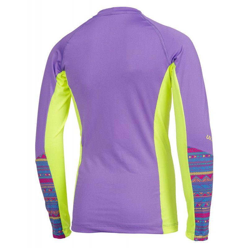 Camiseta Dry UV Infantil M/L Feminina