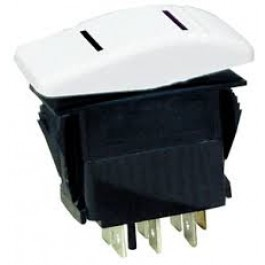 Interruptor Buzina Branco 12891
