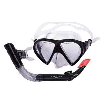 Kit de Mergulho Thai (Máscara e Respirador) Adulto