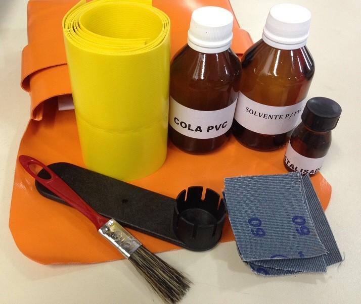 Kit de Reparos PVC