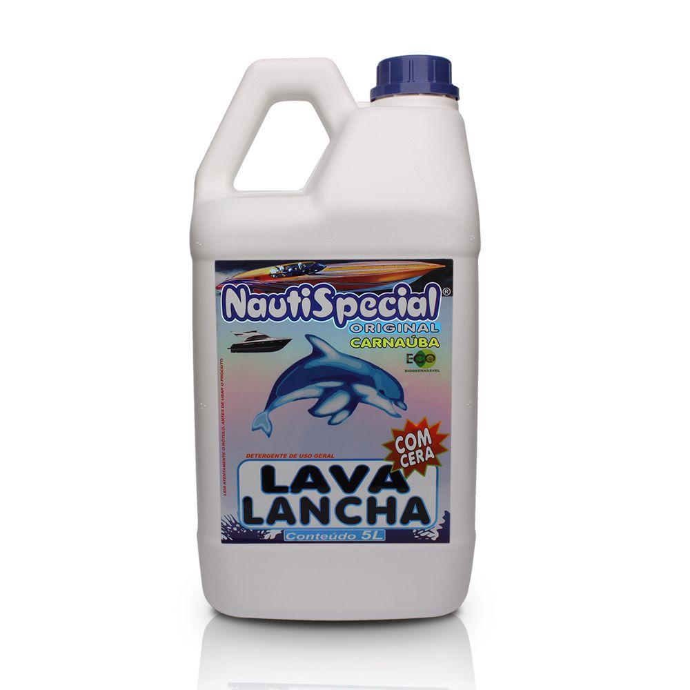 Lava Lancha com Cera 5 Lts
