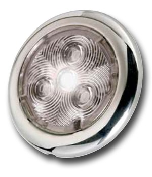Luz Interna Led com Bezel