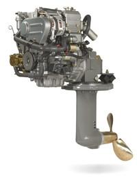 Motor Yanmar 2YM15C SD25