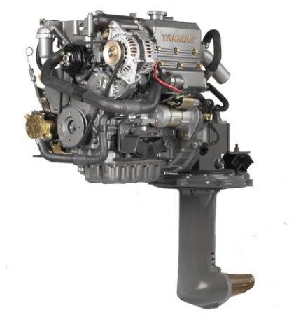 Motor Yanmar 3YM20C SD25