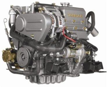 Motor Yanmar 3YM30AEC SD25