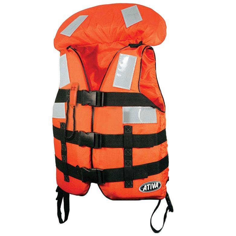 Salva-Vidas Jaleco Classe II c/ Gola